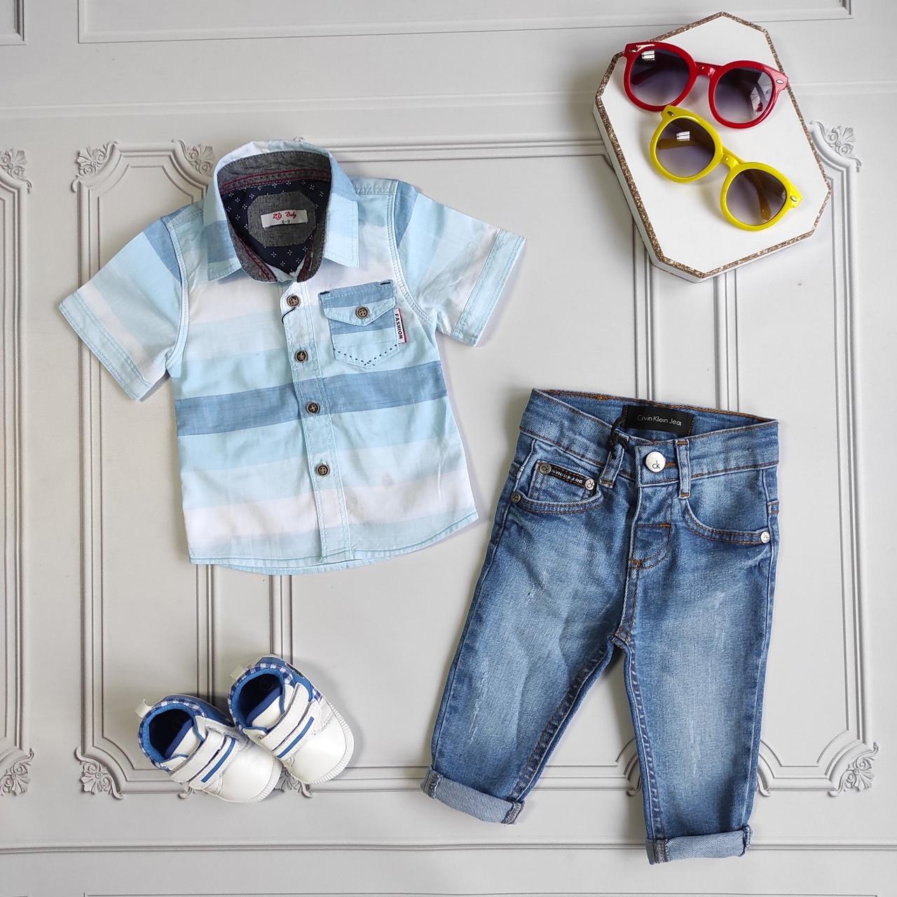Шведка, рубашка для новорожденных