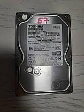 Жесткий диск HDD 3.5 500GB Toshiba Dell 0RXJWX 32M 7200 об/мин SATAIII