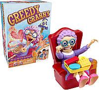 Настольная игра Greedy Granny Не Разбуди бабулю Жадная бабушка Goliath, фото 1