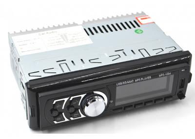 Автомагнитола MP3 1095 BT съемная панель Iso cable 184355