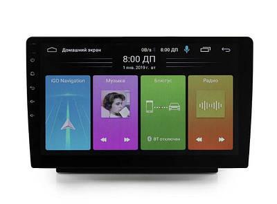 Автомагнитола MP5 1088 BT 2Din 10.1 Android 9 Gps 4 ядра 1g оперативной 16g 184335