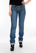 Джинсы женские OMAT jeans 9467-627 синие