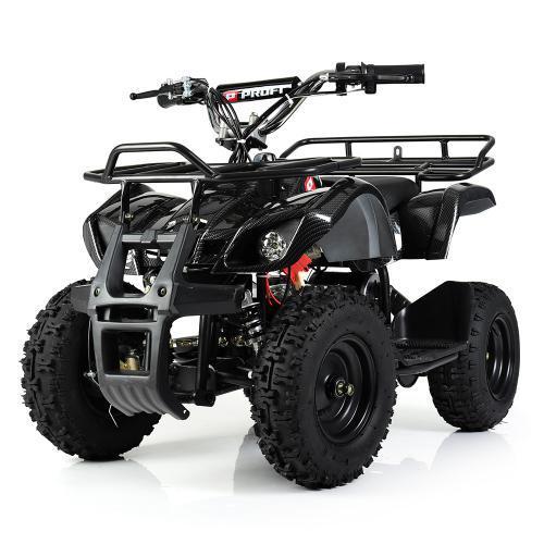Квадроцикл детский PROFI HB-EATV800N-19 V3, Карбоновый