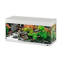 Ferplast (Ферпласт) Dubai 100 LED (190 л) - Стекляный аквариум Dubai 100 со светодиодной системой освещения и