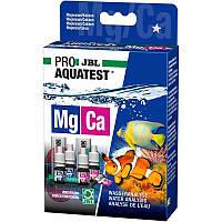 JBL (ДжиБиЭль) ProAquaTest Mg/Ca Magnesium/Calcium Test - Экспресс-тест на магний / кальций в аквариумах с