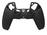 Силиконовый чехол Rondaful для геймпада джойстика DualSense PS5, фото 9