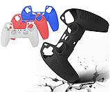 Силиконовый чехол Rondaful для геймпада джойстика DualSense PS5, фото 5