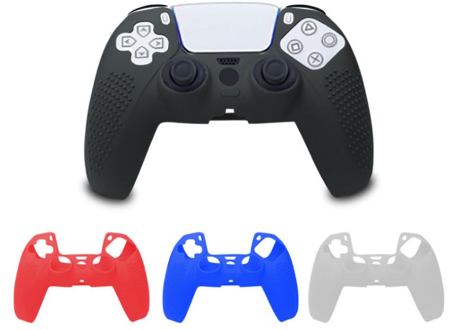 Силиконовый чехол Rondaful для геймпада джойстика DualSense PS5