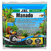 JBL (ДжиБиЭль) Manado DARK - Тёмный натуральный субстрат для аквариумов