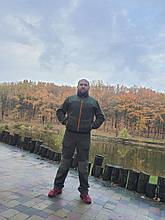 Костюм флисовый тёплый Fiske