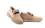 Женские ботинки замшевые зимние коричневые Polin, фото 5