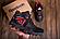 Ботинки зимние мужские кожаные Reebok Crossfit Red (реплика), фото 2