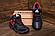 Ботинки зимние мужские кожаные Reebok Crossfit Red (реплика), фото 3