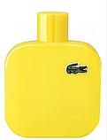 Мужская туалетная вода 2 по цене 1  Eau de Lacoste L.12.12 Yellow (100 ml ) АКЦИЯ !, фото 4