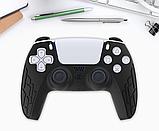 Силиконовый чехол Bevigac для геймпада джойстика DualSense PS5, фото 6