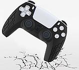 Силиконовый чехол Bevigac для геймпада джойстика DualSense PS5, фото 7