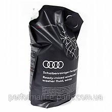 Концентрат зимового склоомивача Audi мінус 25 гр.цельсія, 3 літри, артикул 4M8096323A020