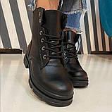 Стильные женские ботиночки  SHANS на шнуровке, фото 2