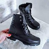 Стильные женские ботиночки  SHANS на шнуровке, фото 3