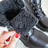 Стильные женские ботиночки  SHANS на шнуровке, фото 4