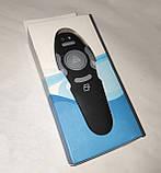 Презентер модель H801, usb лазерна указка, клікер, пульт для презентацій, фото 8
