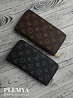 Женский кошелёк черный Louis Vuitton