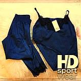 Женские замшевые пижамки Victoria Secret's, фото 2