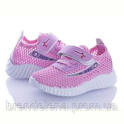 Літні кросівки BBT для дівчаток (код 3710-00) р21