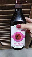 Массажное масло с экстрактом розы
