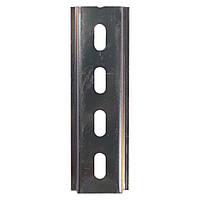 DIN рейка 110мм. (6 модулів), товщина 0,9 мм