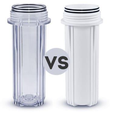 изображение прозрачной колбы и белой в фильтре