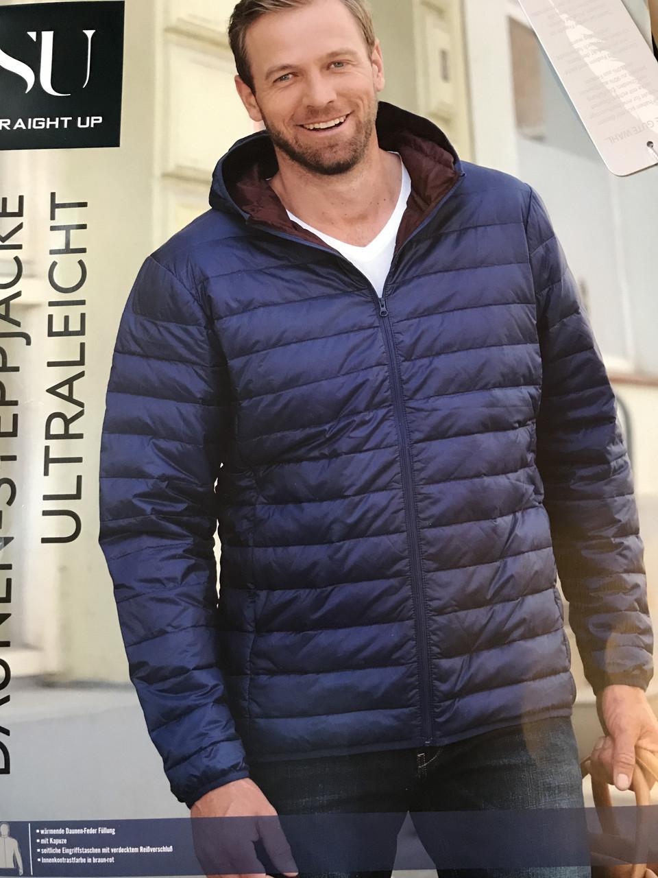 Мужская демисезонная куртка Straight Up Размер XL