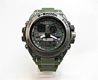 CASIO G-SHOCK GST-1000 MILITARY Green/Black. Реплика, фото 1