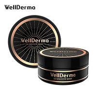 Гидрогелевые патчи для глаз с золотом и ферментом магния WellDerma Ge Gold Eye Mask 60 шт