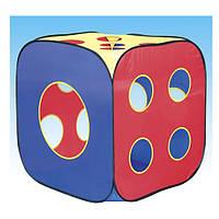 Намет MR 0379 куб, 75-75-82 см, 1 вхід, 12 вікон, сумка, 40-40-4 см