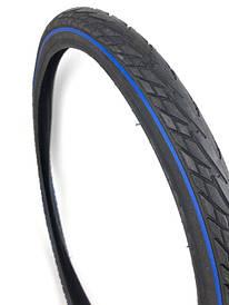 """Покрышка велосипедная Deli 26*1,75"""" SA-234 Blue strip Индонезия"""