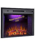 Електричний камін Royal Goodfire 33 LED