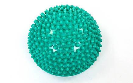 Масажна півсфера балансувальна (масажер для ніг, стоп) (діаметр - 15 см, висота 7,5 см) - 1 шт,, фото 2