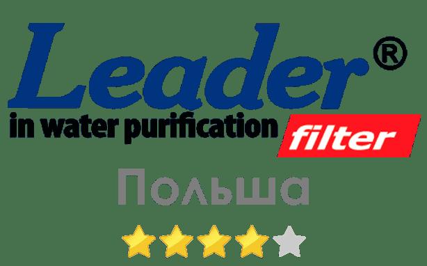 Зображення польського фільтра зворотного осмосу leader