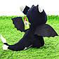 Мягкая игрушка KinderToys «Как приручить дракона?». Любимая игрушка Дракоша 3 Ночное сияние Шерис (00688-5), фото 5