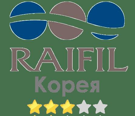 Зображення зворотного осмосу Raifil (Корея)