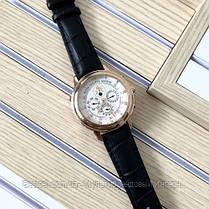 Часы мужские наручные механические с автоподзаводом Patek Philippe Grand Complications 5002 Moon Реплика ААА, фото 2