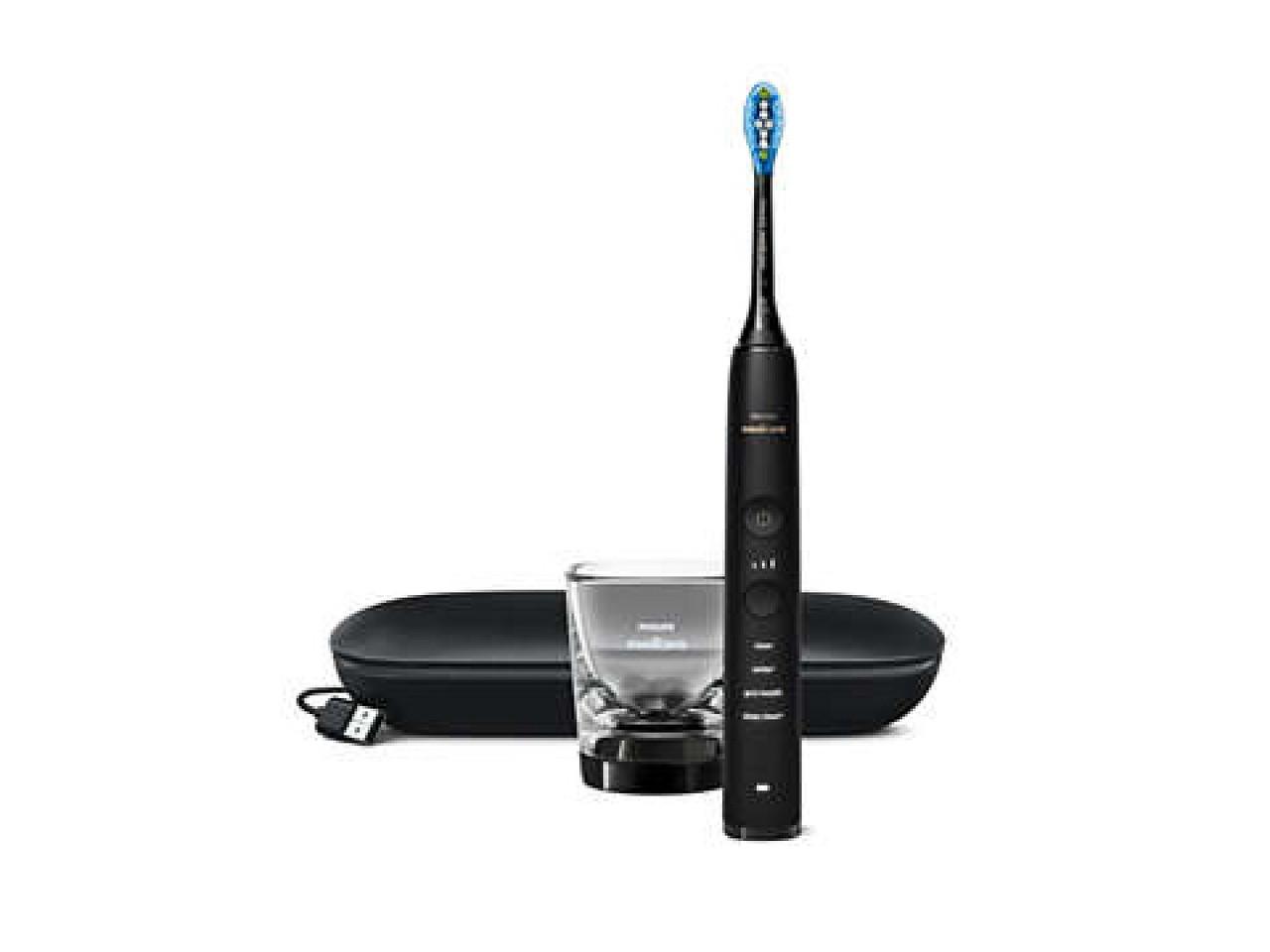 Электрическая зубная щетка Philips DiamondClean 9000 HX9911/09