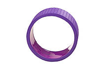 Колесо для йоги Bodhi Samsara Premium 32 х 15 см Фиолетовое 000000186, КОД: 201168