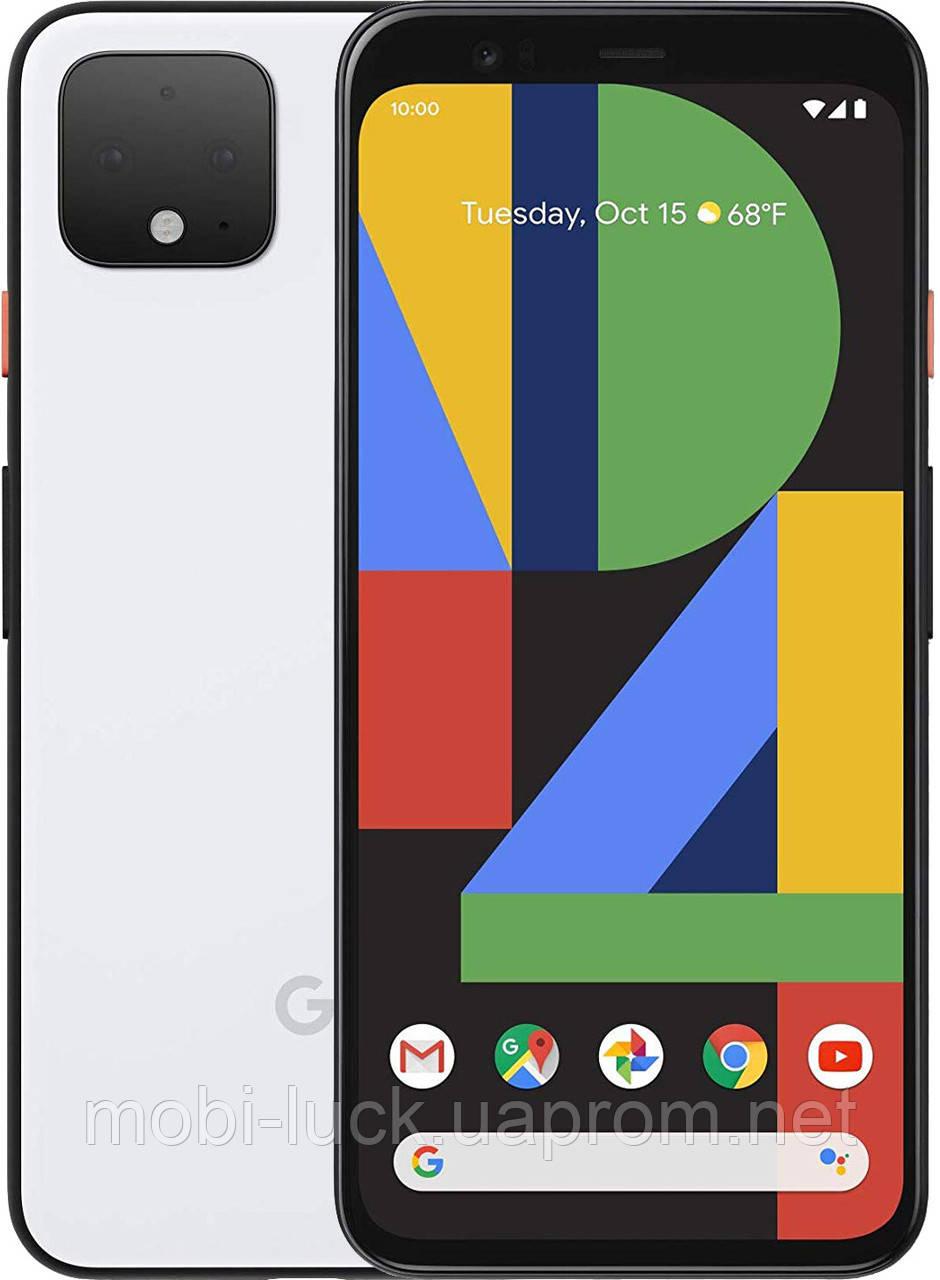 Смартфон Google Pixel 4 XL 64GB White Refurbished