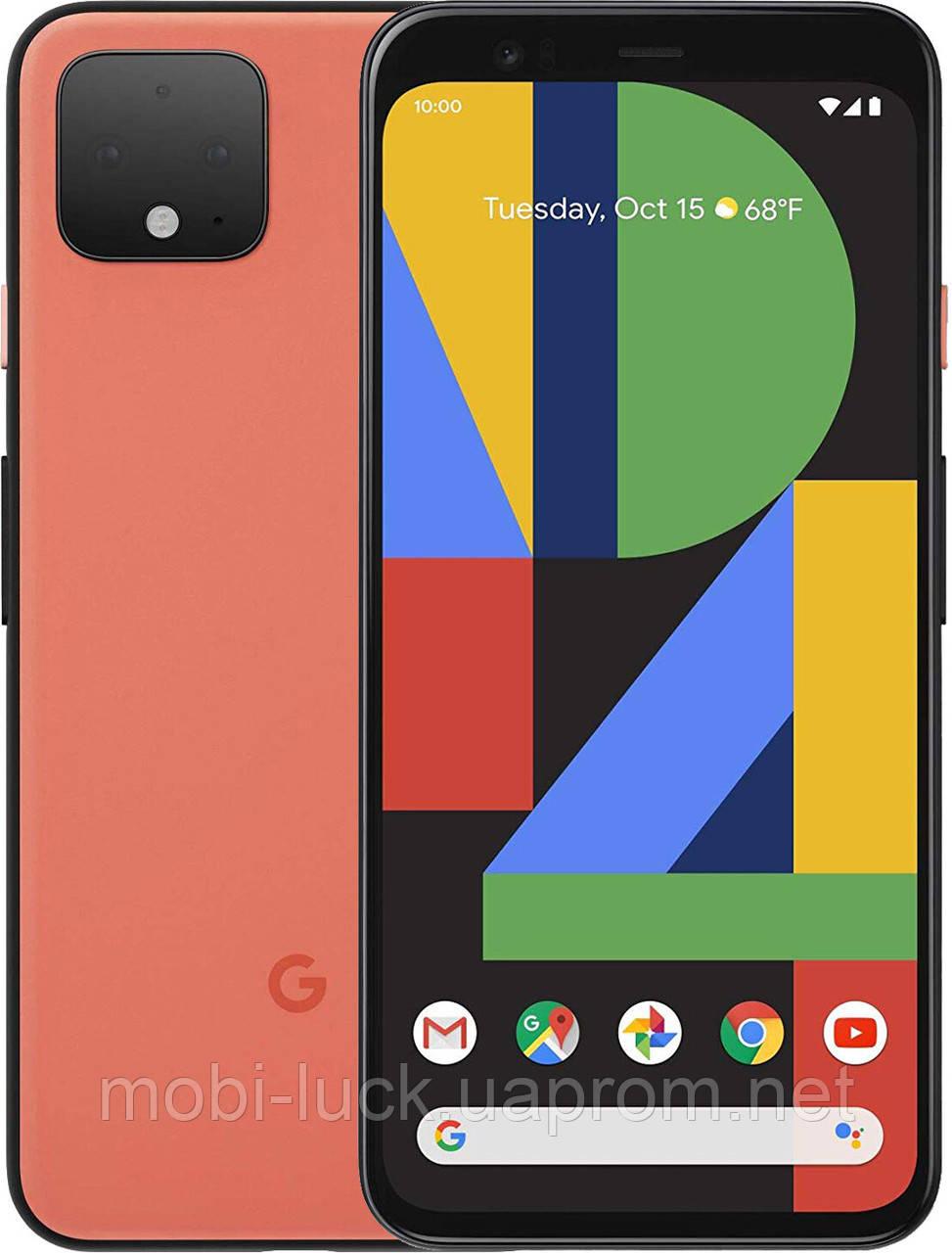 Смартфон Google Pixel 4 6/64GB (Oh So Orange) Refurbished