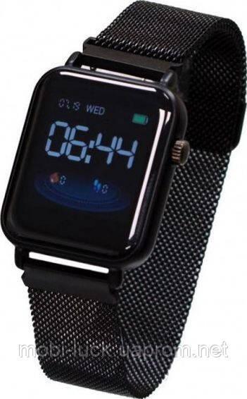 Смарт-часы Bakeey Y6 Pro black