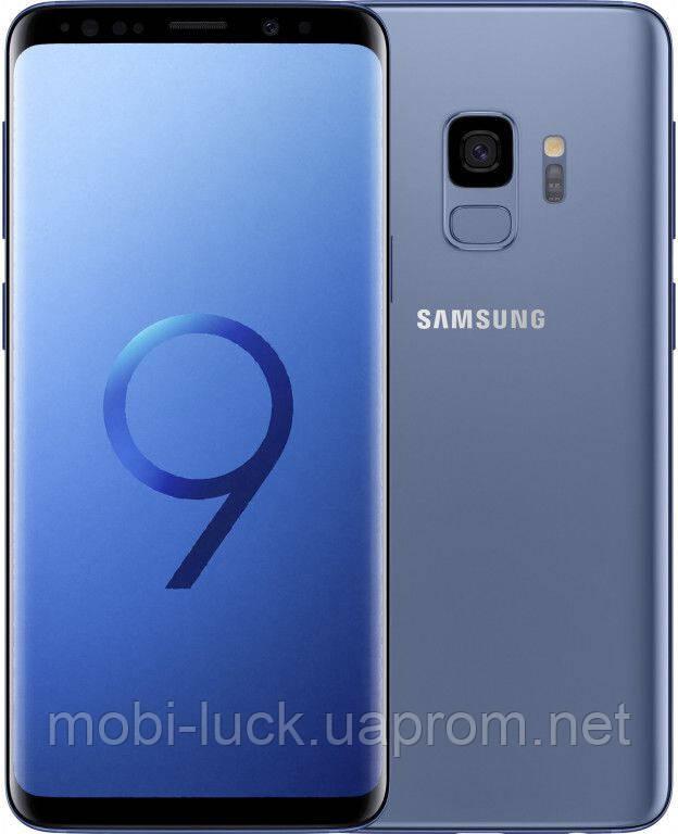 Смартфон Samsung Galaxy S9 2 SIM G960FD Blue 64GB G960FD