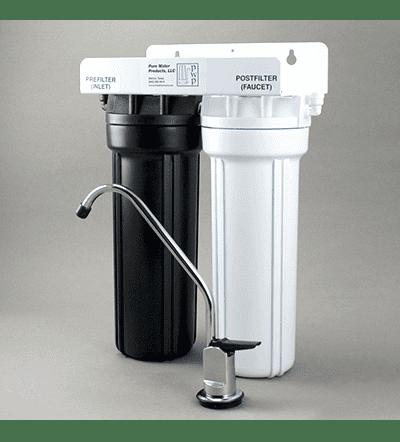 Картинка DUO двойной фильтр для воды