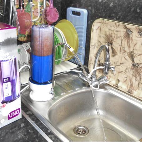 Фото настольного фильтр для воды